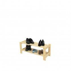 Organizator pantofi TOFI 2 nivele natur